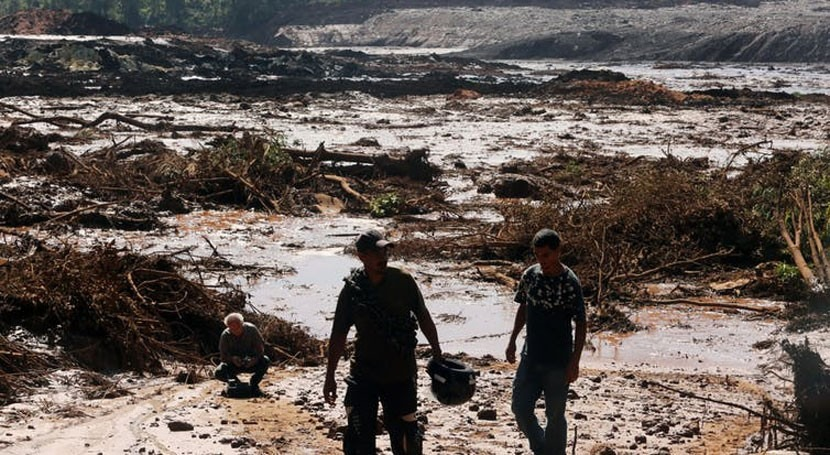 Brumadinho dam collapse: mining industry needs radical change to avoid future disasters