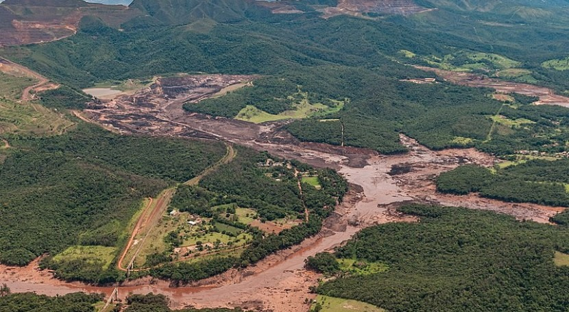 Brazilian dam collapse could have been predicted with latest satellite radar imaging technique