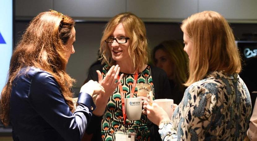 Speakers inspire women in water campaign