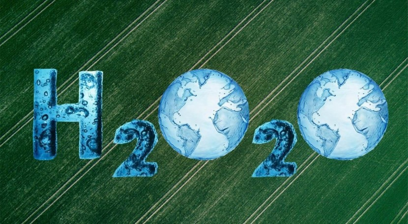 H2020: water, climate, agriculture & irrigation