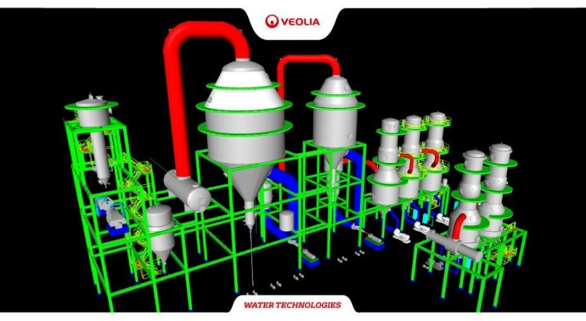 Chengda selects Veolia to supply key process technologies at major chemical plant in Saudi Arabia
