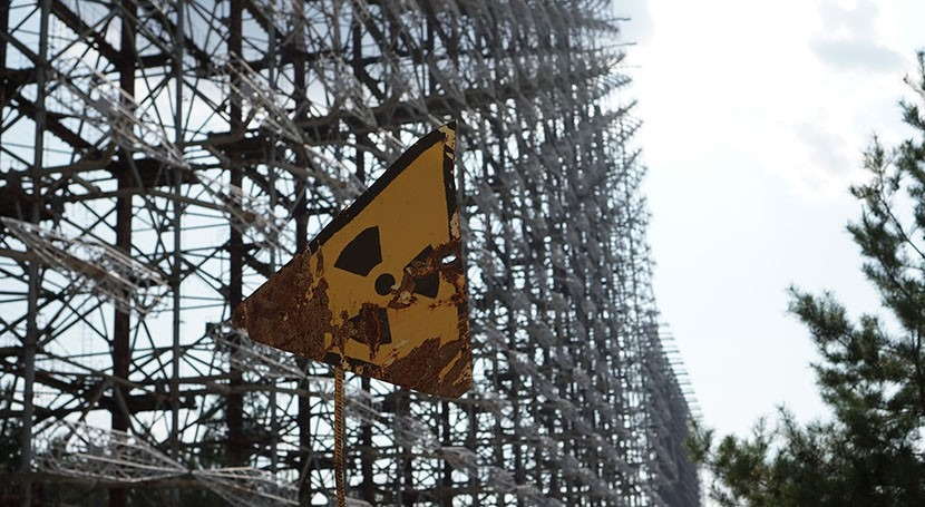 River dredging in Chernobyl exclusion zone raises concerns about radioactive contamination