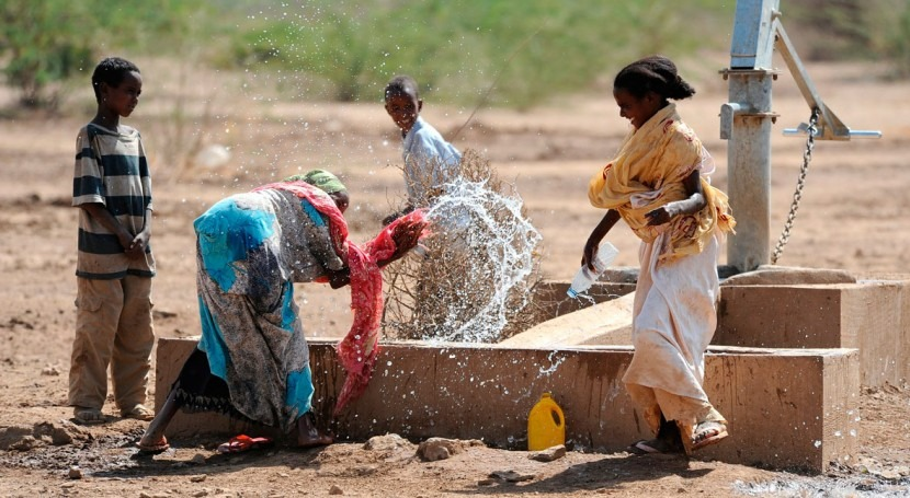 -Water launches Policy Brief on Climate Change and Water