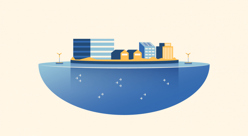Floating cities: The future of ocean-based communities