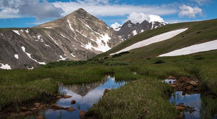 Colorado mountains bouncing back from 'acid rain' impacts
