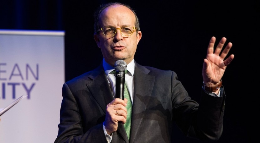 """Daniel Calleja: """"At the Commission we are committed to the circularity of water"""""""
