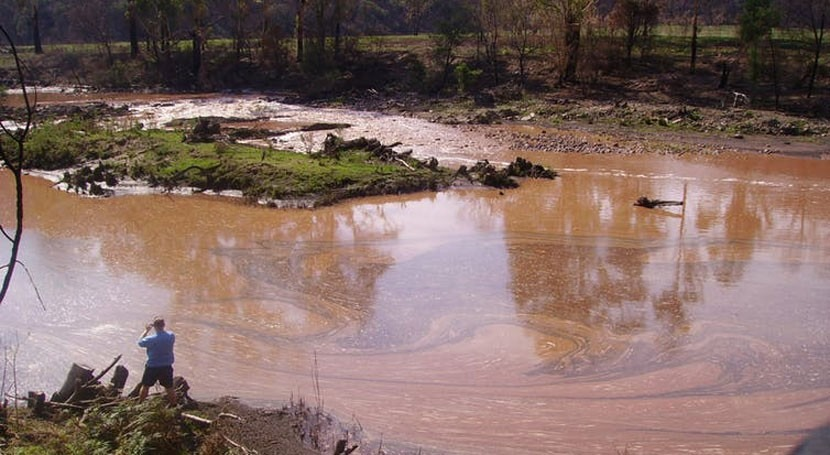 Freak mud flows threaten our water supplies, and climate change is raising the risk