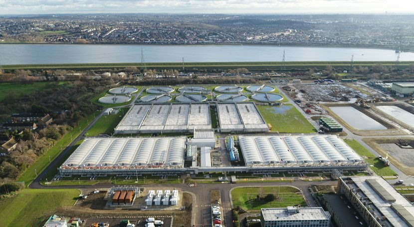 Major £250 million upgrade makes sewage works fit for the future