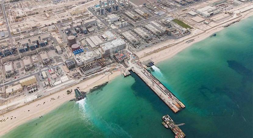 DEWA reviews progress on SWRO-based desalination plant in UAE