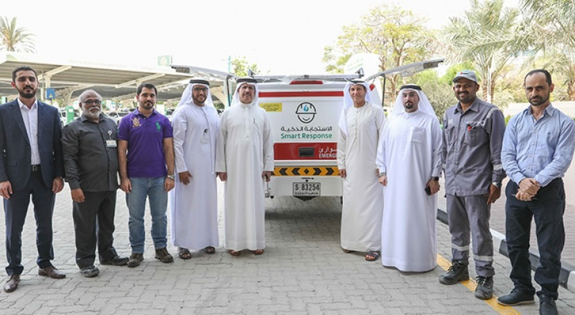 DEWA's Smart Response Service saves 300 million gallons of water and AED 17 million