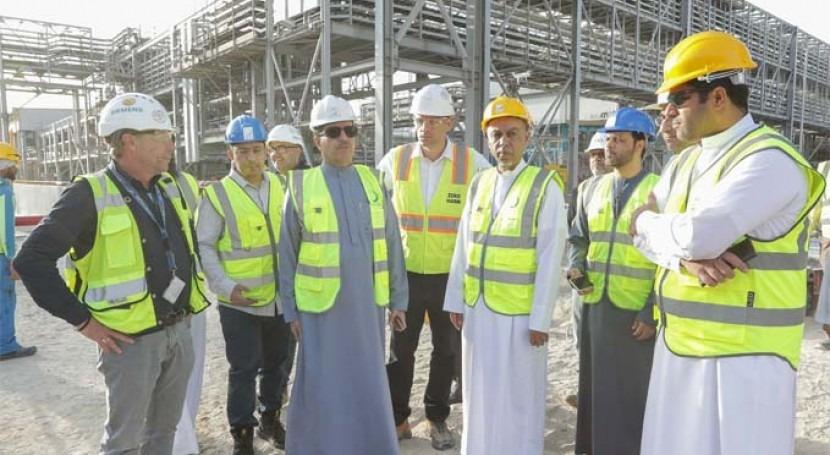 DEWA's M-Station expansion at Jebel Ali 98% complete