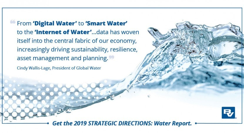 Shift to digital water can help overcome threats to water supplies