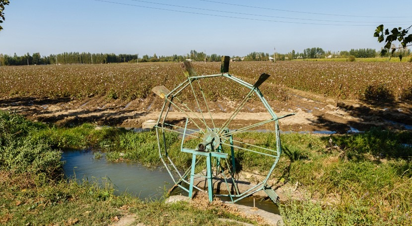 Preparing drought programme in Caucasus and Central Asia