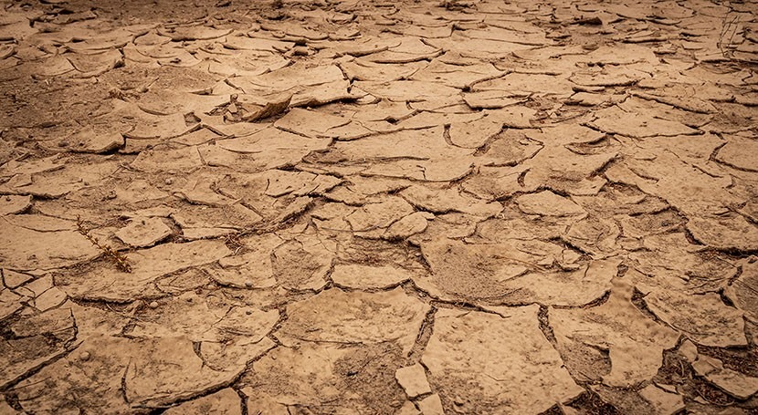 Longer, more frequent periods of drought plague western United States