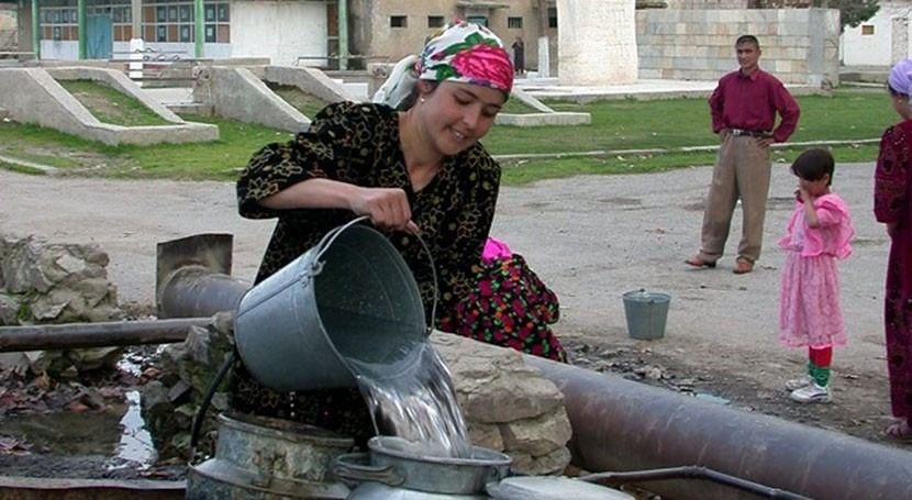 EBRD and EU help improve water services in Tajikistan