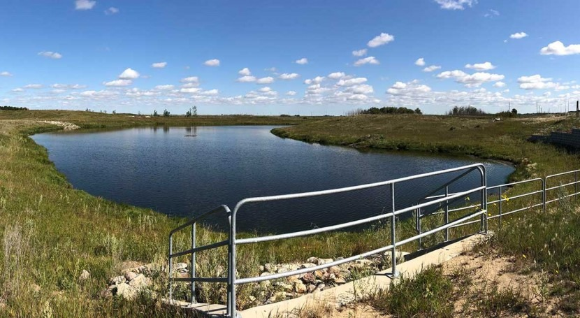 USask School of Environment and Sustainability partners with city to study storm water