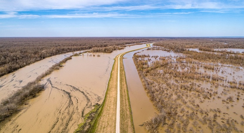Climate change has caused billions of dollars in flood damages in the US