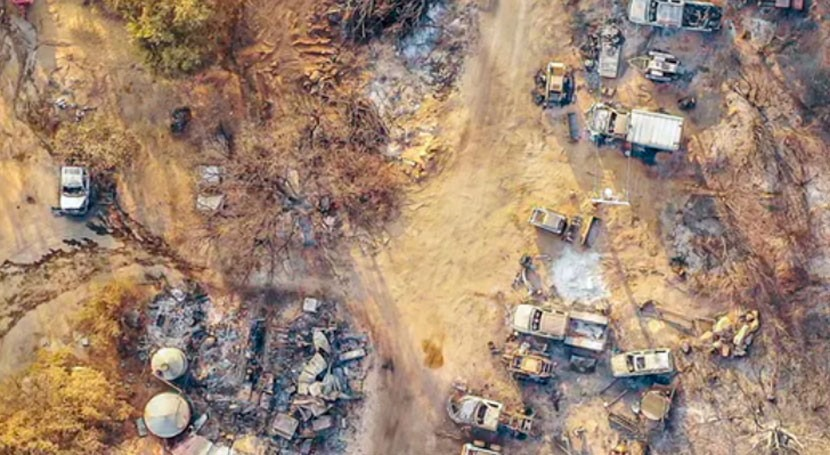 Drought-hit Western U.S. is headed for water crisis, and faces another dangerous fire season