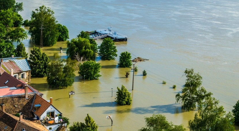 UK campaign highlights impact of floods on mental health