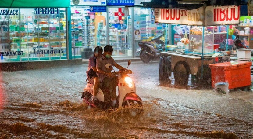 Experts call for stronger risk management on health and water disasters in wake of pandemic