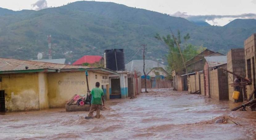 Massive floods in DRC's South Kivu impact 80,000 people, kill dozens