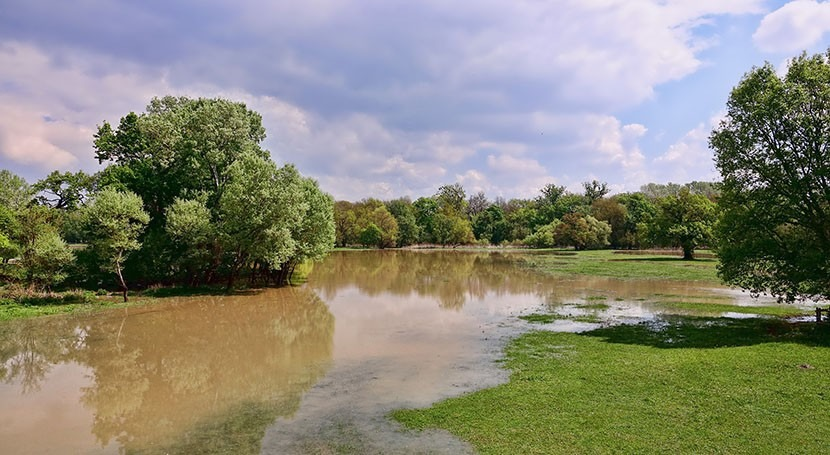 Research confirms increase in river flooding and droughts in U.S., Canada