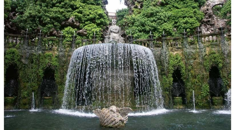 8 fountains to take your breath away