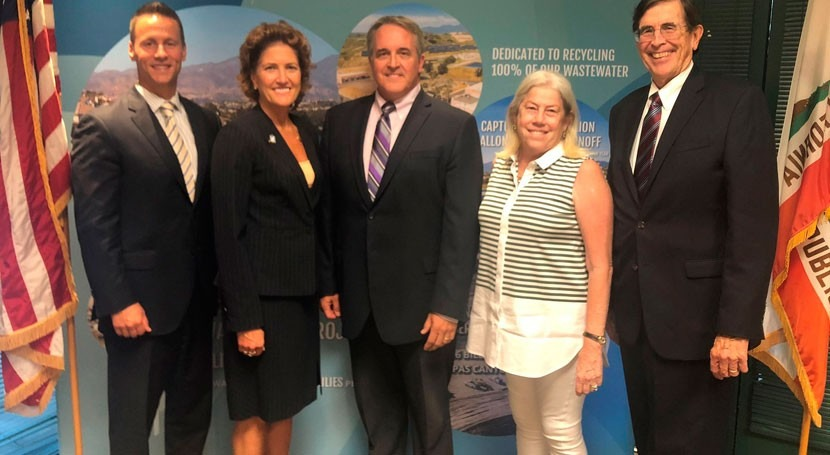 Frank Ury appointed to Santa Margarita District Board of Directors