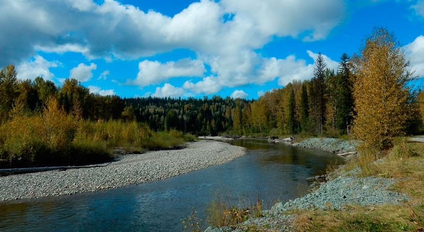Researchers expect transition in Fraser River basin streamflow, Canada
