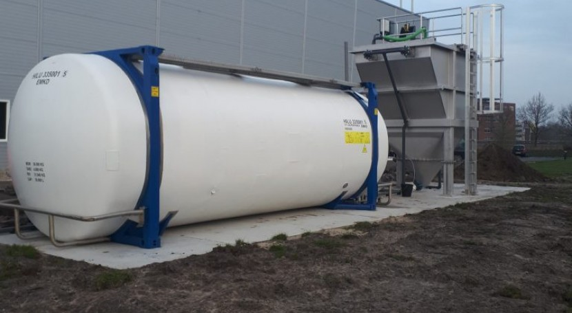 FRESH-Treat, new wastewater treatment based on optimal floc formation
