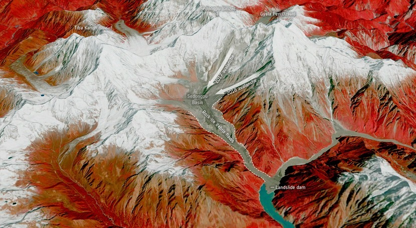 Glacier avalanches more common than thought