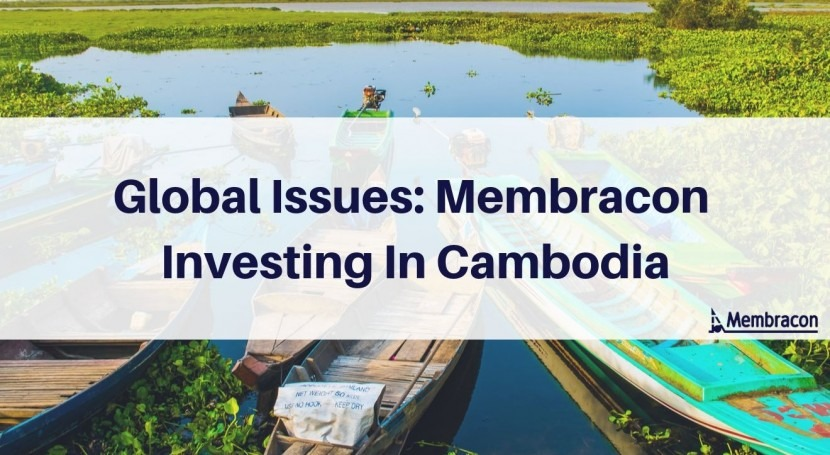 Global issues: Membracon investing in Cambodia