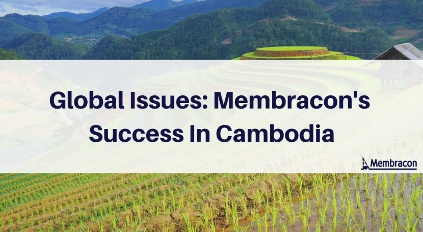 Global issues: Membracon's success in Cambodia