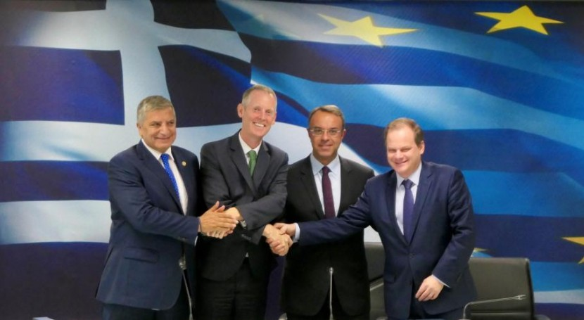 EIB backs EUR 355m scheme to protect cities from floods and climate change in Greece
