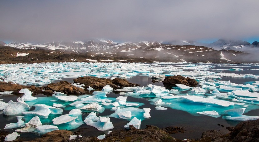 Greenland's ice is melting faster than it has in the past four centuries