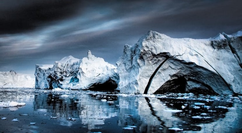 IPCC report paints catastrophic picture of melting ice and rising sea levels