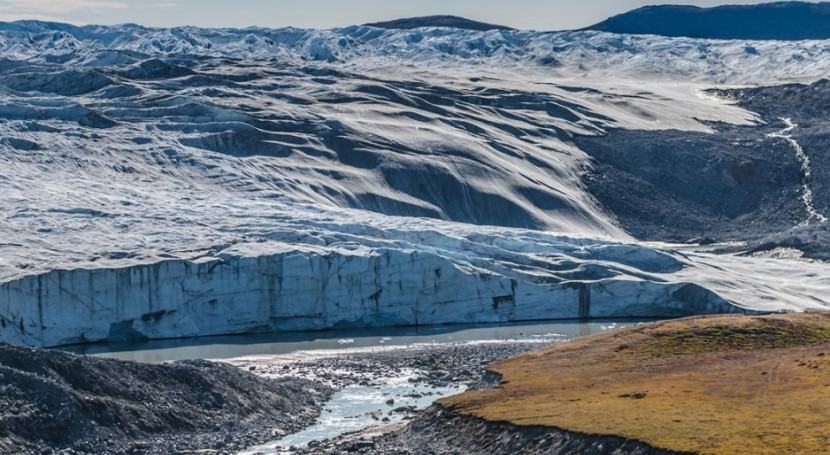 Stanford researchers reveal the long-term impacts of extreme melt on Greenland Ice Sheet