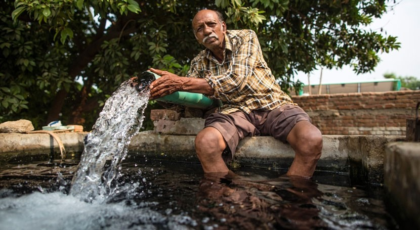 Groundwater and sustainable development