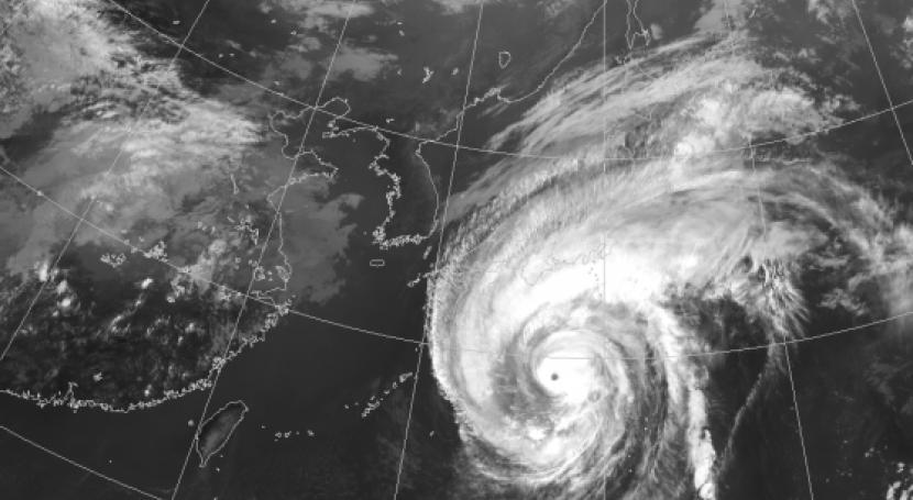 As Tokyo Typhoon Center turns 30, Hagibis hits Japan