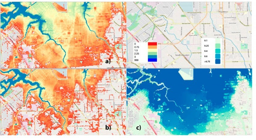 Study of harvey flooding aids in quantifying climate change