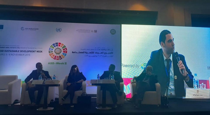 Rethinking MENA water security & SDGs: How did water shape the past & how will it shape the future
