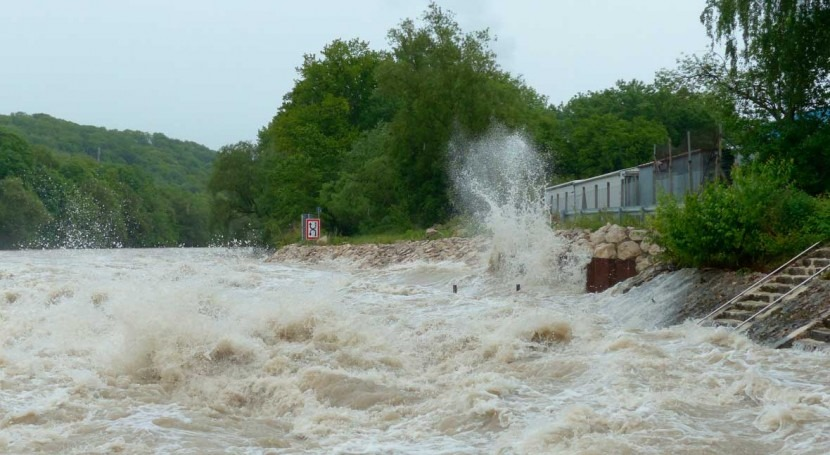 Climate change is affecting the way Europe floods