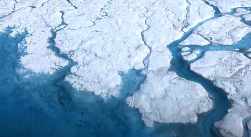 How melting ice in Antarctica affects Indonesia. IPCC scientist explains