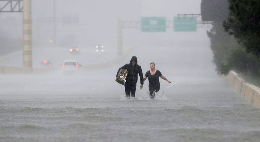 Global evidence links rise in extreme precipitation to human-driven climatechange