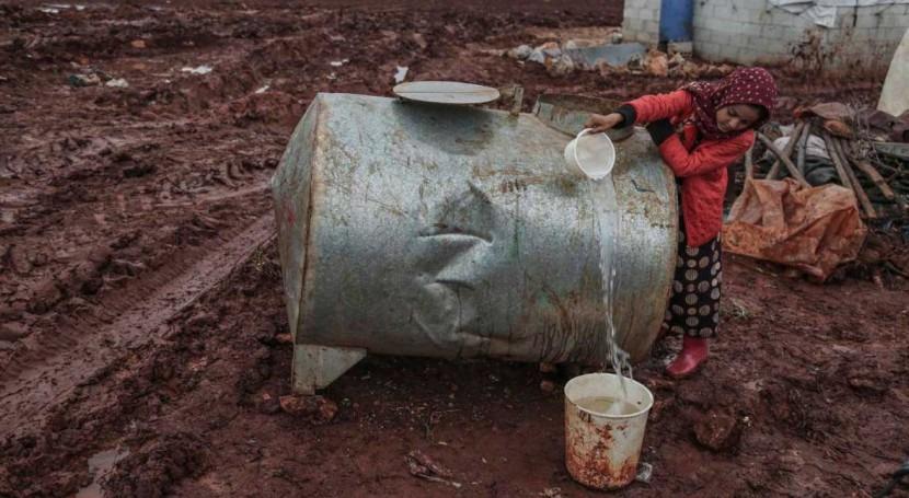 TurkeySyria: weaponizing water in global pandemic?