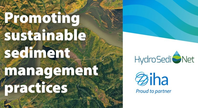 HydroSediNET launches to promote sustainable sediment management