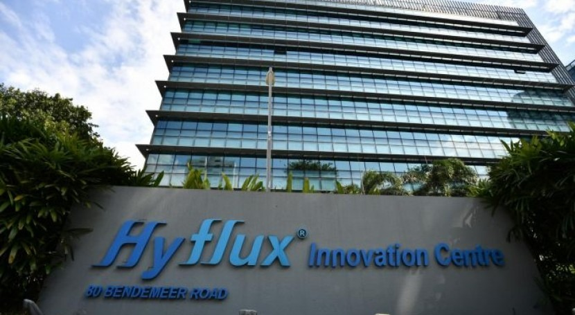 Utico announces deal on advisors fees for Hyflux