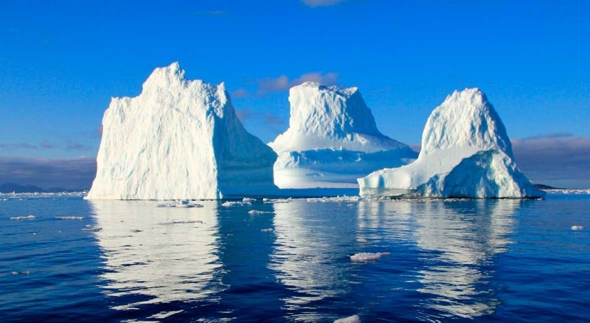 Six-fold increase in polar ice losses since the 1990s