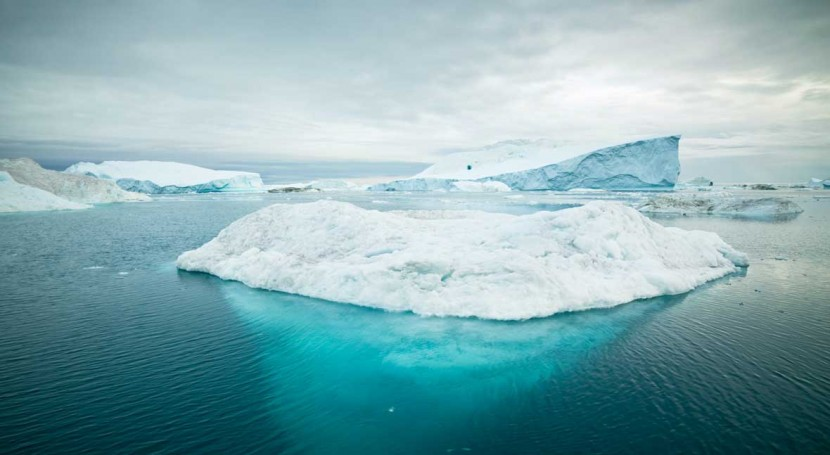 Ice sheet melt on track with 'worst-case climate scenario'