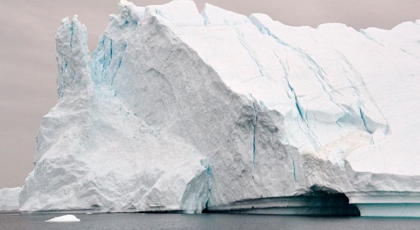 Jakobshavn glacier grows for third straight year